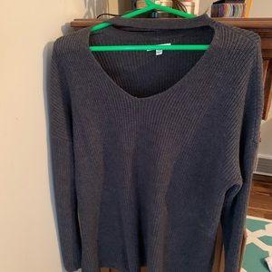 Super cute long sleeve sweater